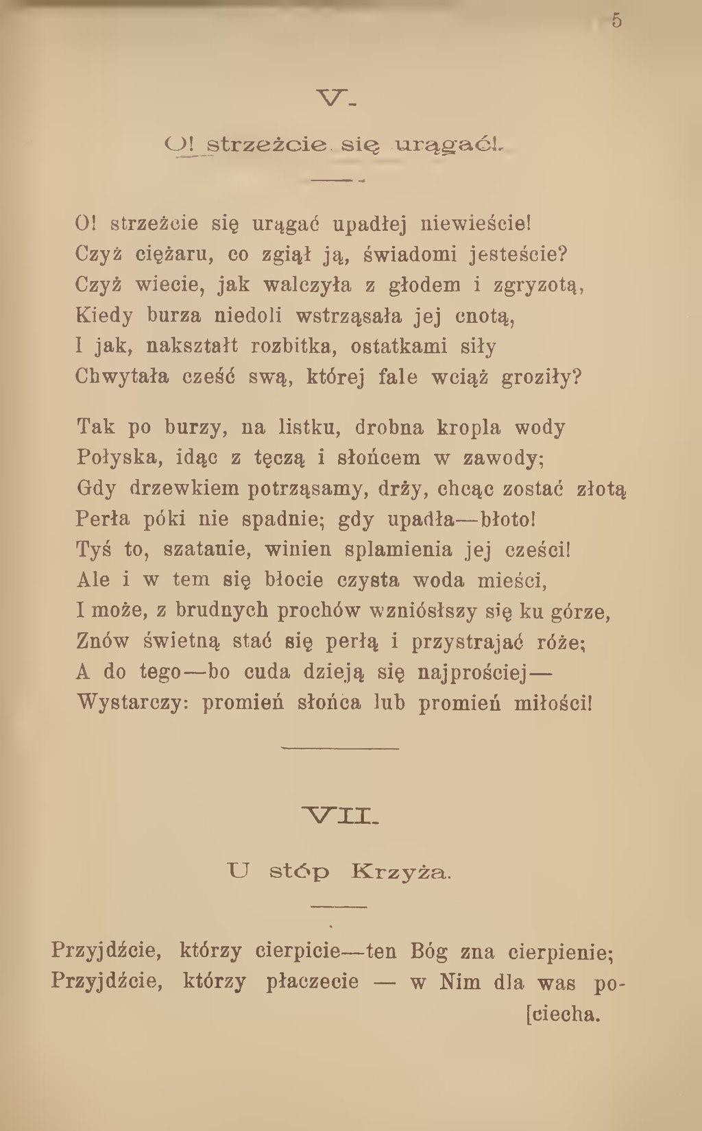 Stronagomulickiego Wiktora Wiersze Zbiór Nowydjvu98