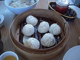 Tianjin cuisine - Image: Goubuli in Shanghai