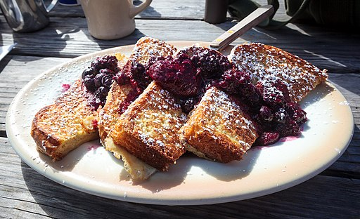 Gourmet french toast (8554009145)