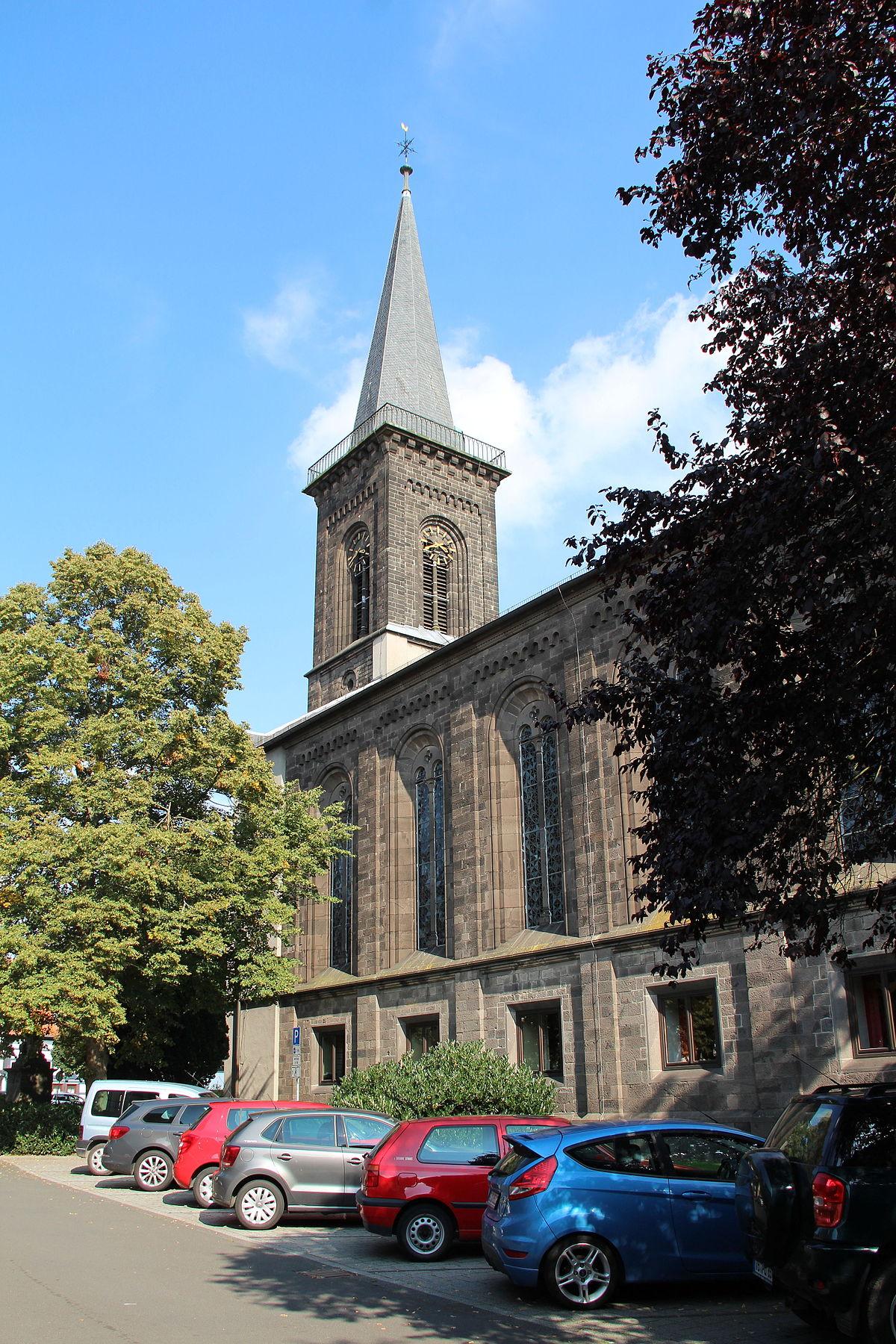 Evangelische Stadtkirche (Grünberg) – Wikipedia