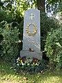 Grab von Johann Nestroy und Marie Weiler auf dem Wiener Zentralfriedhof.JPG