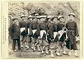 Grabill - The champion Chinese Hose Team of America, who won the great Hub-and-Hub race at Deadwood, Dakota, July 4th, 1888.jpg