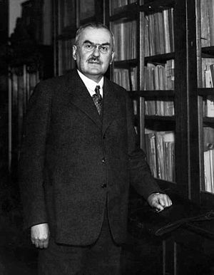 Władysław Grabski - Władysław Grabski as rector of Warsaw University of Life Sciences