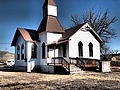 Grace Lutheran Church of Barber Montana 02.JPG