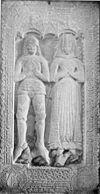 grafzerk van jan v.d.boechorst en zijn vrouw - noordwijk-binnen - 20169518 - rce