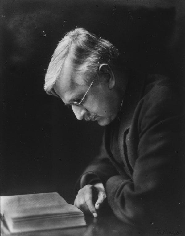 Graham Wallas, c1920s
