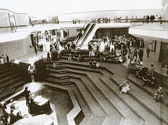 Lakeforest Mall - Ceremonies at the grand opening of the mall in 1978