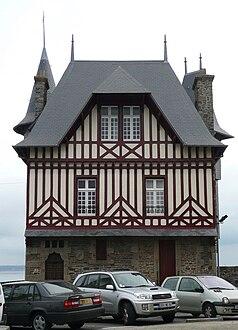 Architecture de la normandie wikip dia - Plan maison normande ...