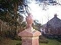 Grave Detail, Mouantain Chapel, Llanteg - geograph.org.uk - 1135729.jpg