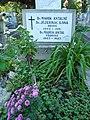 Grave of Antal Marek (Óbuda cemetery).jpg
