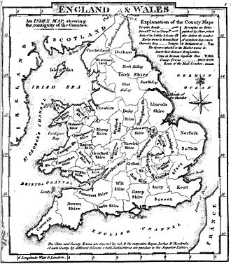 An 1824 map of the English and Welsh counties Gray1824.englandwales.jpg