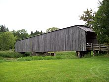 Grays River Covered Bridge 2010.JPG
