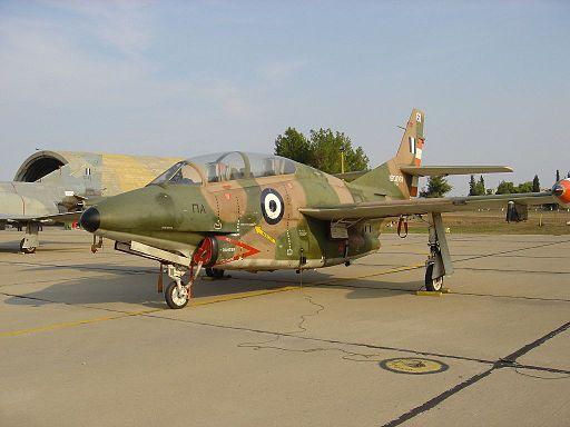Greek T-2E Buckeye 1
