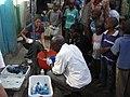 Greywater sampling peri urban areas Nukuru (4634602597).jpg
