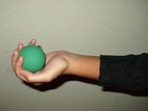 Grip strengthening exercises