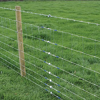 Gripple - The original Gripple wire joiner was invented by Hugh Facey to ease the installation of wire fencing.