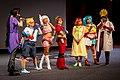 Group cosplay at Japan Impact 2020, Switzerland; February 2020 (11).jpg