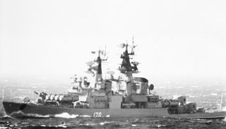Soviet cruiser <i>Admiral Fokin</i>