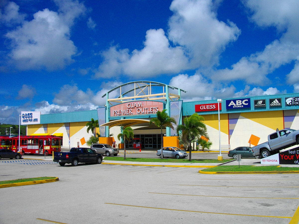 0f8be8c8d Guam Premier Outlets - Wikipedia
