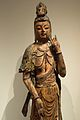Guanyin on lotus base, wood, China, 1350, Prague Kinsky, NG Vp 1085, 151200.jpg