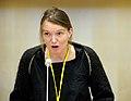 Gudfridur Lilja Gretarsdottir fran Island. Nordiska radets sessionen i Stockholm 2009.jpg