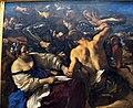 Guercino, sansone catturato dai filistei, 1619, 02.JPG