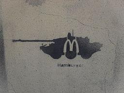 Guerrilla marketing v Usti nad Labem
