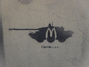 Guerrilla marketing - Guerrilla marketing for McDonald's