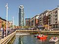 Gunwharf Quays, Canalside.jpg