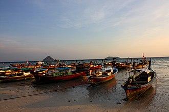 Phi Phi Islands - Image: Gypsies