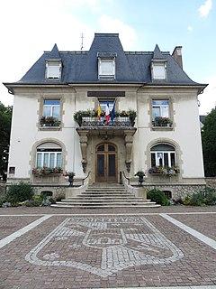 Saint-Max Commune in Grand Est, France