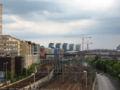 Hötorgsskraporna sett från Sankt eriksbron 20060723.jpg