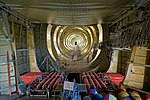 H-4 Hercules (Spruce Goose) interior - Evergreen Aviation & Space Museum - McMinnville, Oregon - DSC00520.jpg