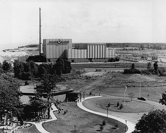Nine Mile Point Nuclear Generating Station - Image: HD.6D.338 (10824947354)