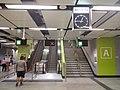 HK HMT 何文田站 Ho Man Tin MTR Station 佛光街 Fat Kwong Street exit A escalators n stairs Nov 2016 Lnv time 12-49.jpg