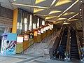 HK SSP 長沙灣 Cheung Sha Wan 深盛路 Sham Shing Road near 興華街西 Hing Wah Street West The Pacifica Mall escalators December 2019 SS2 03.jpg