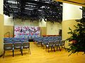 HK SWH 西灣河市政大廈 Sai Wan Ho Complex interior Civic Centre hall seminar room June 2016 DSC.jpg