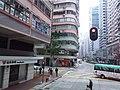HK SW 上環 Sheung Wan 巴士 619 Bus tour view January 2020 SSG 05 香港島.jpg