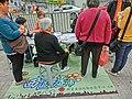 HK Shek Tong Tsui Hill Road 山道 西區墟市 Western Flea Market Apr-2013 area.JPG
