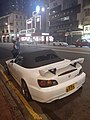 HK WC night Johnston Road white car parking July 2021 SS2 02.jpg
