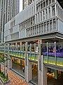 HK Wan Chai North 灣景中心大廈 Causeway Centre Podium Garden platform facade Mar-2013.JPG