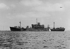 Bardia raid - HMS Glengyle