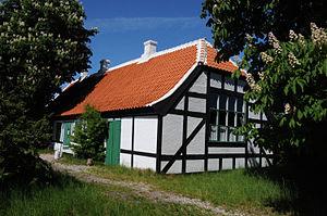 Holger Drachmann - House in Skagen