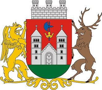 Somogyvár - Image: HUN Somogyvár COA