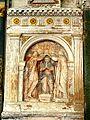 Hadancourt-le-Haut-Clocher (60), église Saint-Martin, chœur, bas-relief - couronnement 2.jpg
