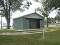 Haffie Hays Park restrooms, Greenville.JPG
