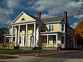 Hallock House Oct 09.JPG