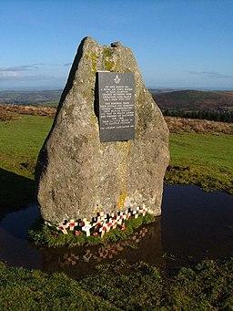 Hameldown Memorial - geograph.org.uk - 282153