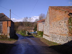 Hamlet of Frogshall, 23rd March 2009.JPG