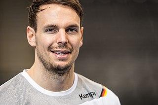 Kai Häfner German handball player